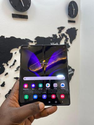 Samsung Galaxy Fold 5G 512GB Black   Mobile Phones for sale in Greater Accra, Achimota