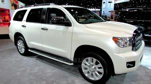 Toyota Sequoia 2014 White   Cars for sale in Greater Accra, Accra Metropolitan