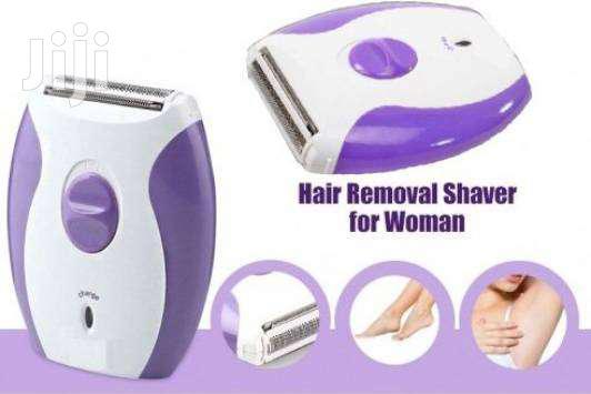 Women Shaving Machine