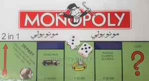 2 in 1 Monopoly Plus Chess Board Game | Books & Games for sale in Greater Accra, Spintex