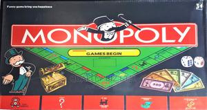 Black Monopoly Board Game | Books & Games for sale in Greater Accra, Spintex