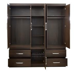 Wooden Wardrobe 6 Doors 4 Drawers | Furniture for sale in Greater Accra, Achimota