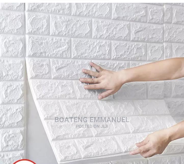Archive: 3D Interior Wall Paper(12 Pieces Set)