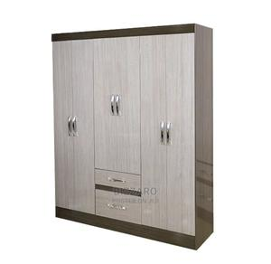 Wooden Wardrobe 6 Doors With 2 Drawers | Furniture for sale in Greater Accra, Achimota