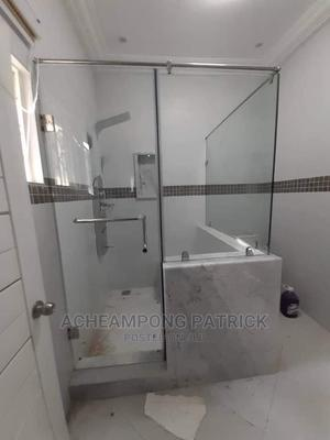 Shower Glass Partition | Building & Trades Services for sale in Greater Accra, Mataheko