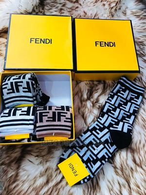 Fendi Socks | Clothing Accessories for sale in Greater Accra, Accra Metropolitan