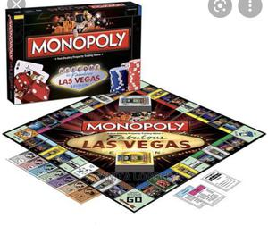 Las Vegas Edition Monopoly   Books & Games for sale in Ashanti, Kumasi Metropolitan