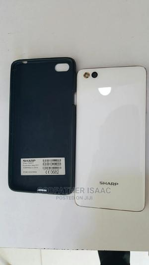 New Sharp Aquos M1 32 GB White   Mobile Phones for sale in Greater Accra, Achimota