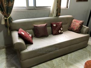 Gray Sofa Set | Furniture for sale in Greater Accra, Spintex