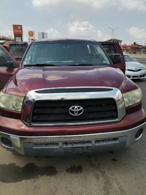 Toyota Tundra 2009 Double Cab 4x4 Limited Red   Cars for sale in Greater Accra, Accra Metropolitan