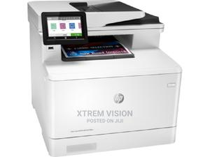 HP Color Laserjet PRO MFP M479fdw All-In-One Printer | Printers & Scanners for sale in Greater Accra, Circle