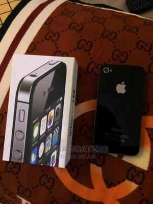 Apple iPhone 4s 16 GB Black   Mobile Phones for sale in Greater Accra, Ga East Municipal