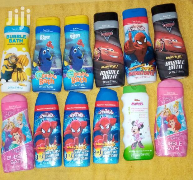 Kids 3 In 1 Shampoo