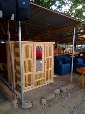 Nice 3and 1 Wardrobes Wood Work Is Avelable   Furniture for sale in Greater Accra, Alajo