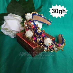 Beaded Hair Band   Jewelry for sale in Greater Accra, Labadi