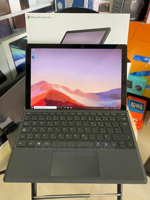 Microsoft Surface Pro 7 256 GB Black | Tablets for sale in Greater Accra, Darkuman