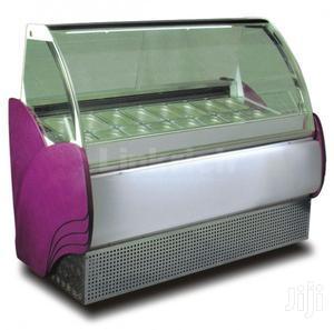 Ice Cream Machine Showcase