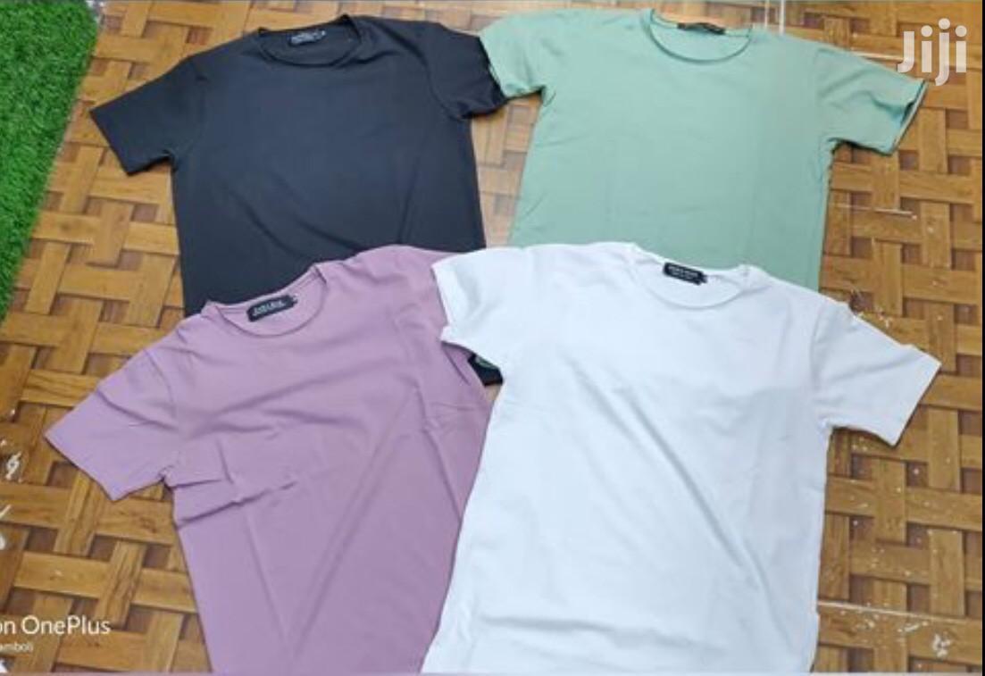 Cotton Plain T Shirt(Wholesale)
