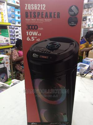 """13"""" Bluetooth Rechageable Speaker With Mic at 170gh 