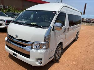 2012 Toyota Hiace Upgraded to 2020 for Sale | Buses & Microbuses for sale in Greater Accra, Spintex