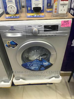 Nasco 6kg Front Load Washing Machine   Home Appliances for sale in Greater Accra, Tema Metropolitan