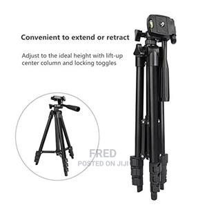 Tripod Stand With Phone Holder Holder | Accessories & Supplies for Electronics for sale in Greater Accra, Accra Metropolitan