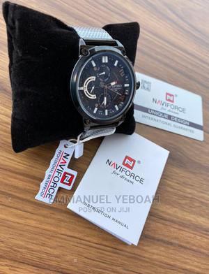 Navi Force Chain Watch   Watches for sale in Greater Accra, Accra Metropolitan
