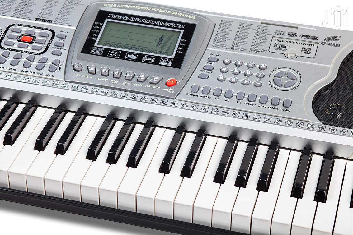 61 Keys XY-329 Standard Keyboard Piano With Midi Function | Musical Instruments & Gear for sale in Zongo, Greater Accra, Ghana
