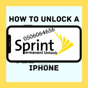 Sprint iPhone Unlocking | Computer & IT Services for sale in Greater Accra, East Legon