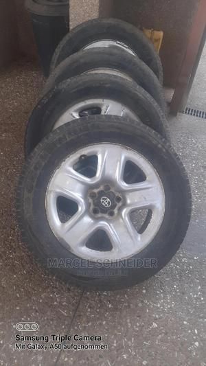 Steel Rims17 With 225/65 Original Rav4 | Vehicle Parts & Accessories for sale in Greater Accra, Achimota