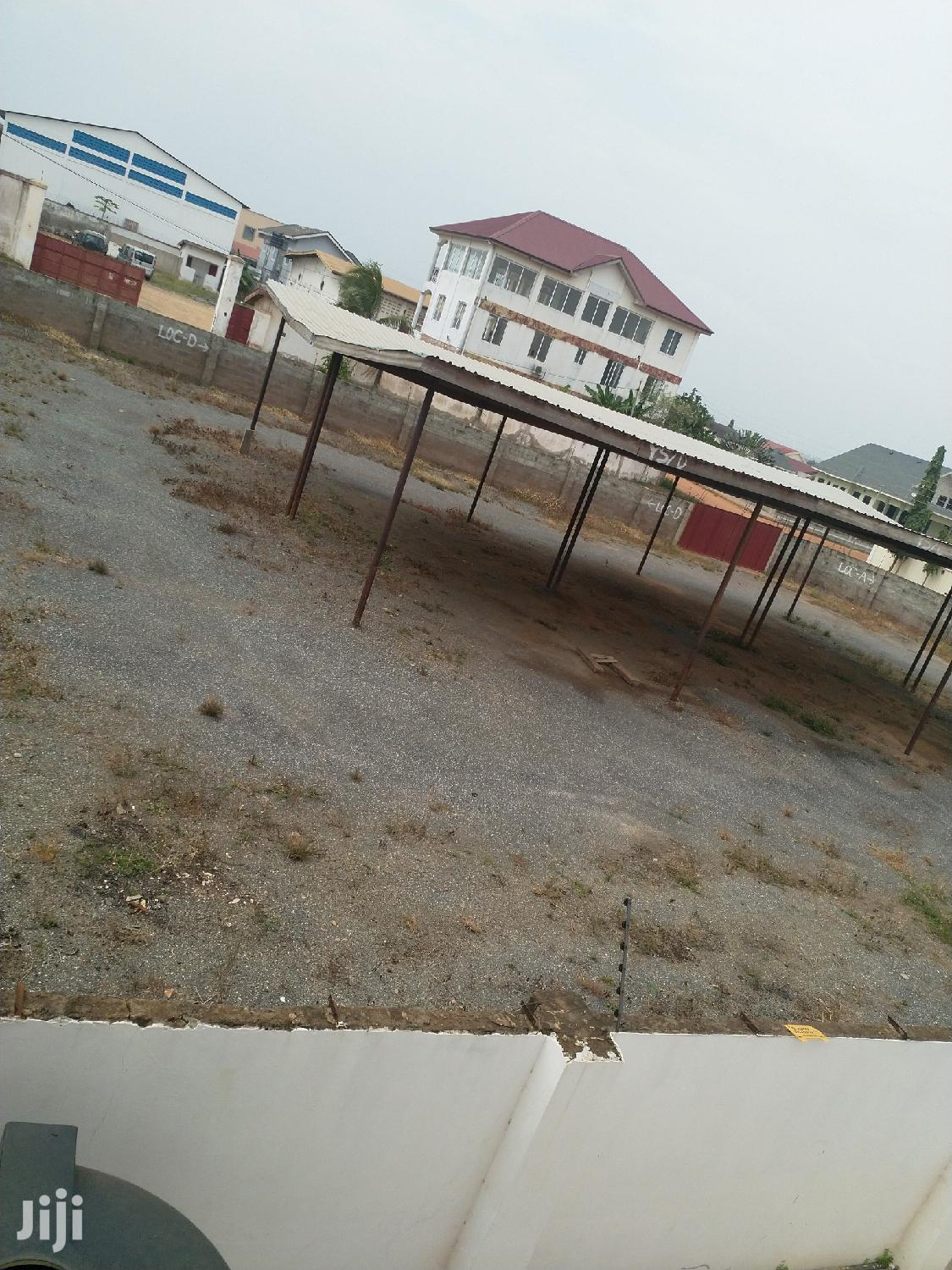 Open Space For Rent   Land & Plots for Rent for sale in Tema Metropolitan, Greater Accra, Ghana