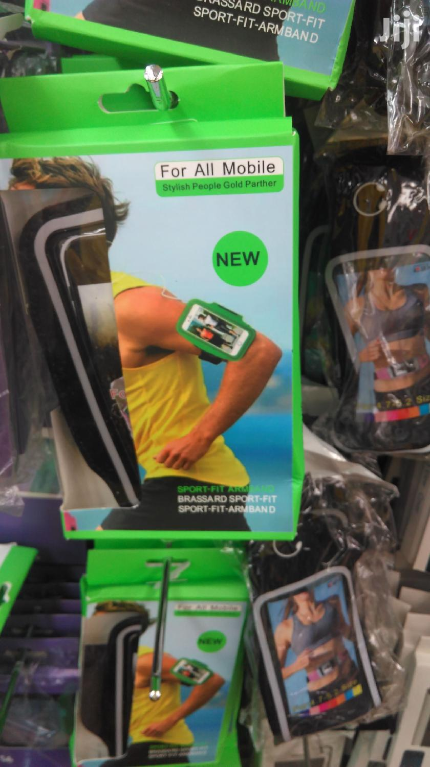 Waist Bag Mobile Phone Armband Holder New Xl | Accessories for Mobile Phones & Tablets for sale in East Legon, Greater Accra, Ghana