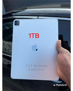 Apple iPad Pro 12.9 (2020) 512 GB Silver | Tablets for sale in Greater Accra, Kokomlemle