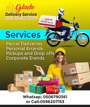 Delivery Service at Accra | Logistics Services for sale in Greater Accra, Achimota
