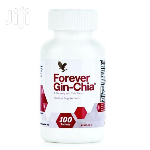Forever Gin Chia | Vitamins & Supplements for sale in Kumasi Metropolitan, Ashanti, Ghana