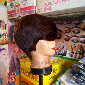 Quality Human Hair Pixie Cut Wig Available | Hair Beauty for sale in Greater Accra, Tema Metropolitan