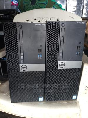 Desktop Computer Dell OptiPlex 3050 4GB Intel Core I5 HDD 500GB   Laptops & Computers for sale in Greater Accra, Agbogbloshie