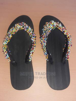 Beaded Slippers by Image Floral   Jewelry for sale in Greater Accra, East Legon