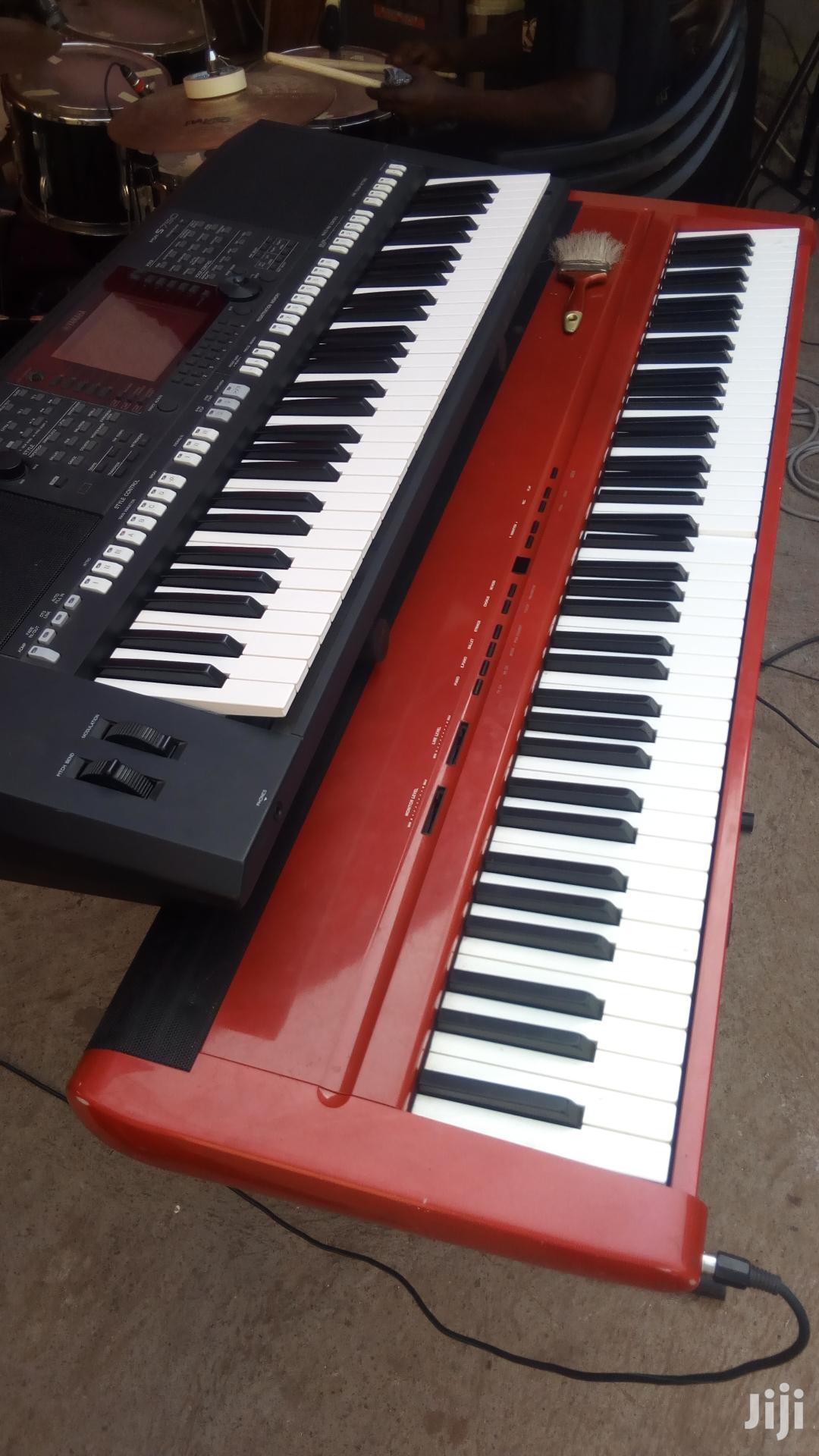 Experienced Liveband Keyboardist | Arts & Entertainment CVs for sale in Yilo Krobo, Eastern Region, Ghana