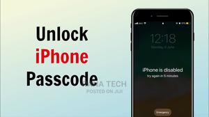 iPhone Disabled | Computer & IT Services for sale in Greater Accra, Teshie