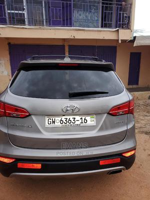 Hyundai Santa Fe 2015 Gray   Cars for sale in Greater Accra, Dansoman