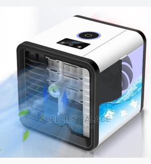 Upgrade Mini Cooling Fan Airhumidifier LCD Display Aircooler | Home Appliances for sale in Greater Accra, Dome