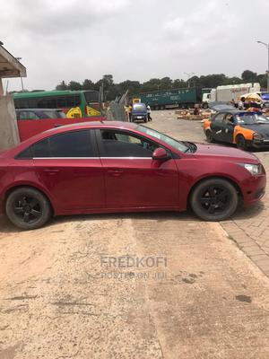 Chevrolet Cruze 2012 Red | Cars for sale in Greater Accra, Achimota