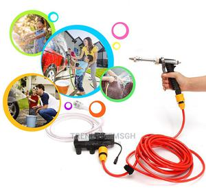 100W 12V High Pressure Car Electric Washer Wash Pump Set | Home Accessories for sale in Greater Accra, Ga East Municipal