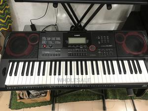 Casio Musical Keyboard With Adaptor Ctx3000c2 | Musical Instruments & Gear for sale in Greater Accra, Accra Metropolitan