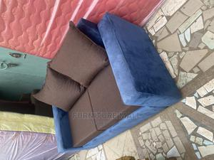 Two in One Sofa . Free Delivery   Furniture for sale in Greater Accra, Alajo