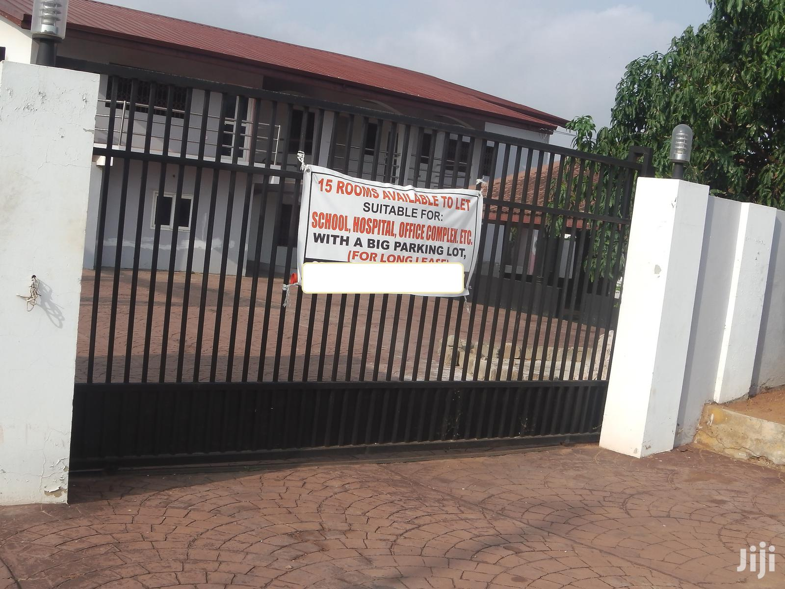 Archive: 15 Rooms Suitable For School Hospital Office Complex For Rent