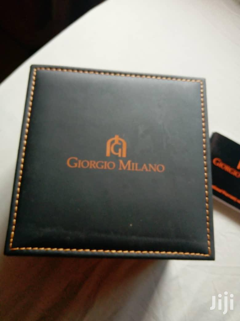 Giorgio Milano Watch   Watches for sale in Airport Residential Area, Greater Accra, Ghana