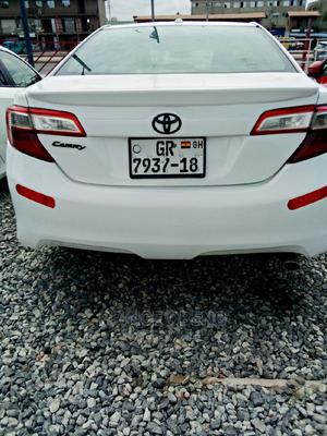 Toyota Camry 2014 White   Cars for sale in Greater Accra, Accra Metropolitan