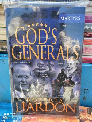 Gods Generals The Martyrs Vol.6   Books & Games for sale in Greater Accra, Airport Residential Area